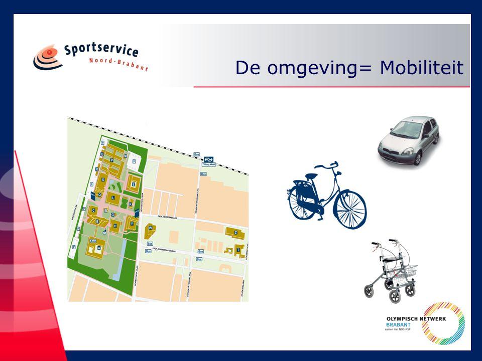 De omgeving=Mobiliteit