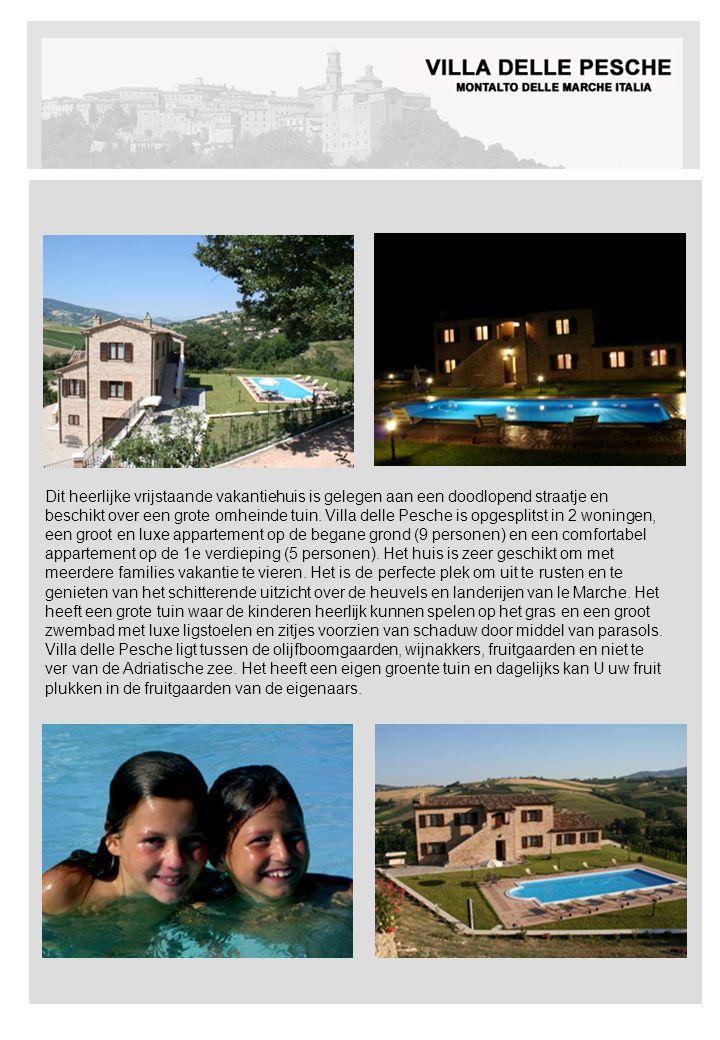 Dit heerlijke vrijstaande vakantiehuis is gelegen aan een doodlopend straatje en beschikt over een grote omheinde tuin.