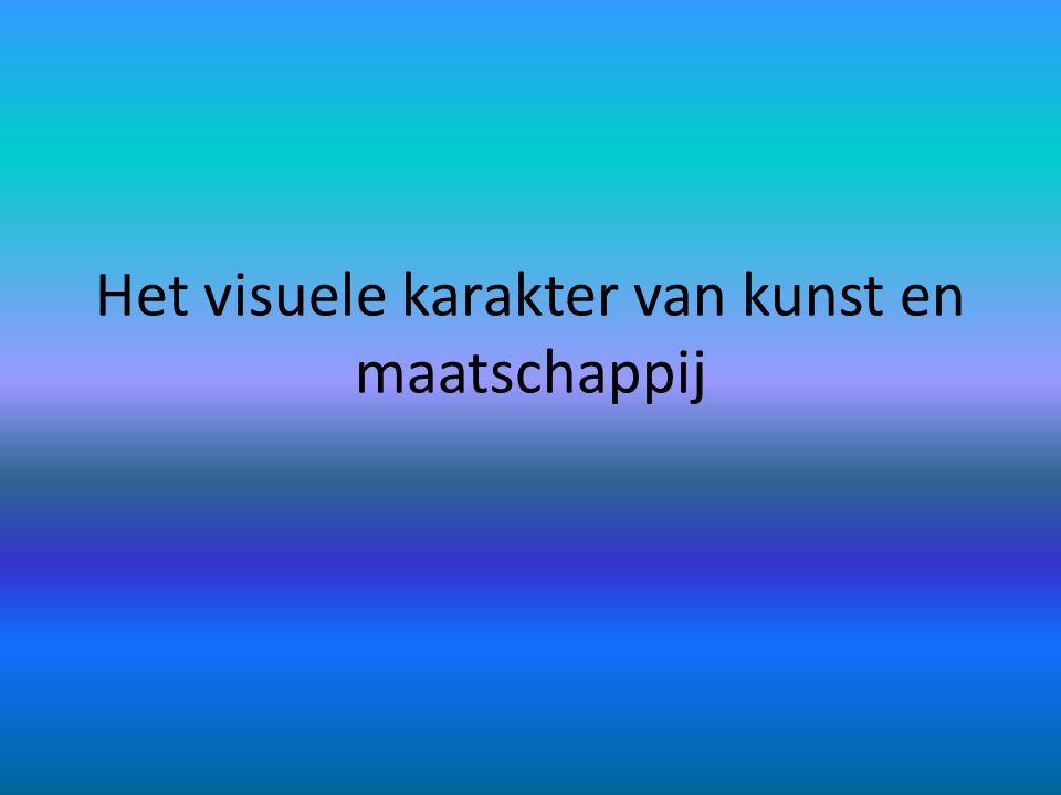 Niets is zo uitgesproken visueel van aard dan kunst Visuele vormen van kunst zijn bedoeld om de toeschouwer een zintuigelijke ervaring te bezorgen (dit zijn schilderijen, beeldhouwwerken, fotografie,…) In België is er ongeveer 1,4% van de bevolking niet in de mogelijkheid om naar dezelfde manier naar het werk te kijken als de maker ervan Het percentage van die groep die geïnteresseerd is in kunst verschilt niet van het totale percentage van de bevolking Dat is niet raar want een blinde leeft in dezelfde wereld als de mensen die wel kunnen zien en dat is een wereld die toevallig visueel is