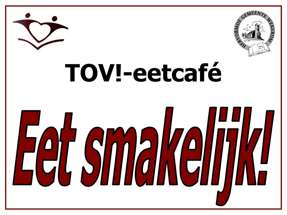 TOV!-eetcafé