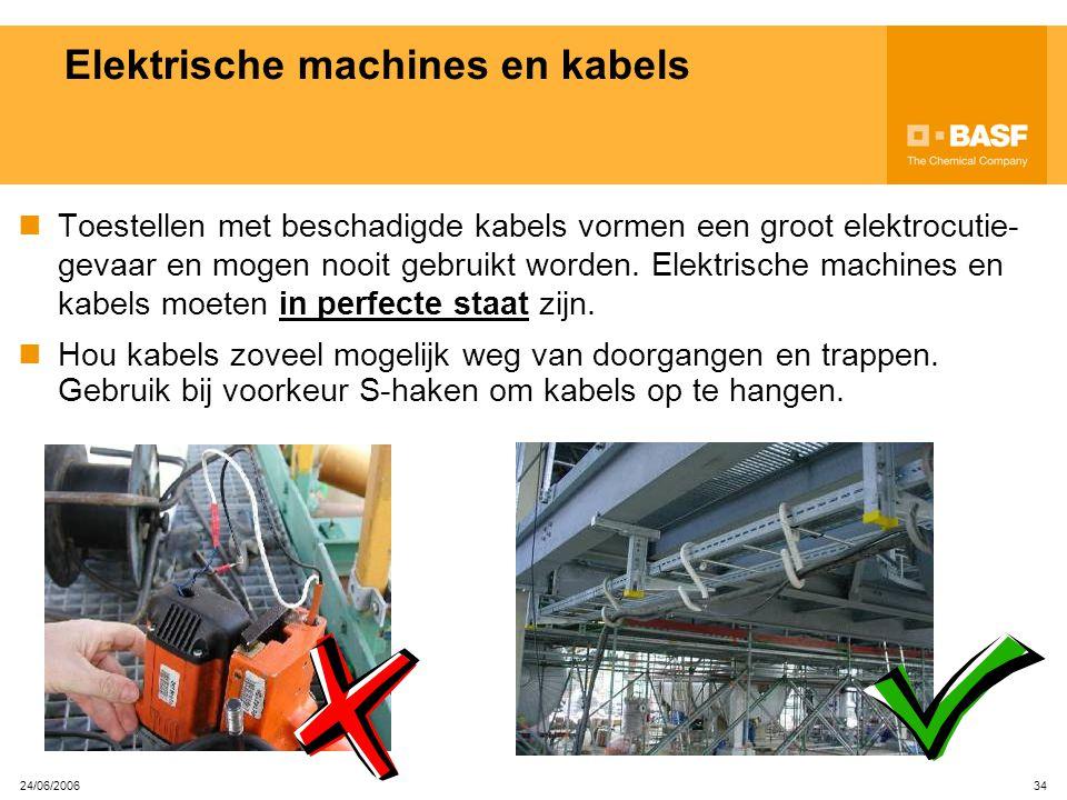 7. INSTALLATIES - MACHINES