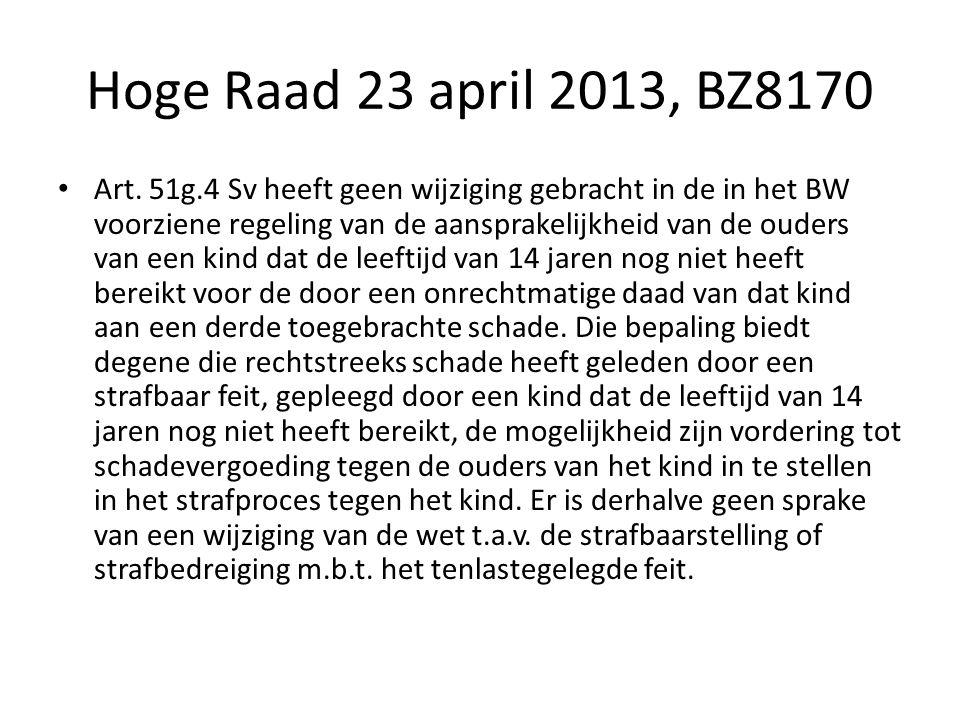 Hoge Raad 23 april 2013, BZ8170 Art.