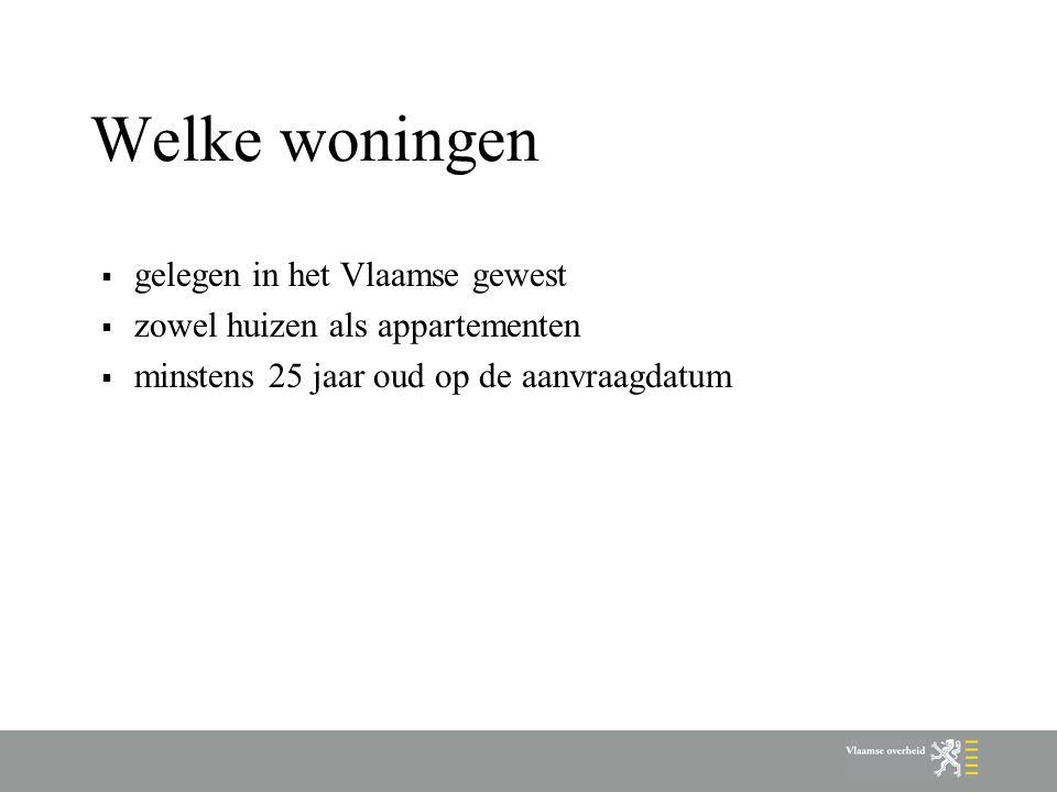 De premie  30 % van de aanvaarde kostprijs (excl.