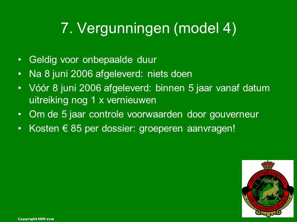 Copyright HVV vzw 7.