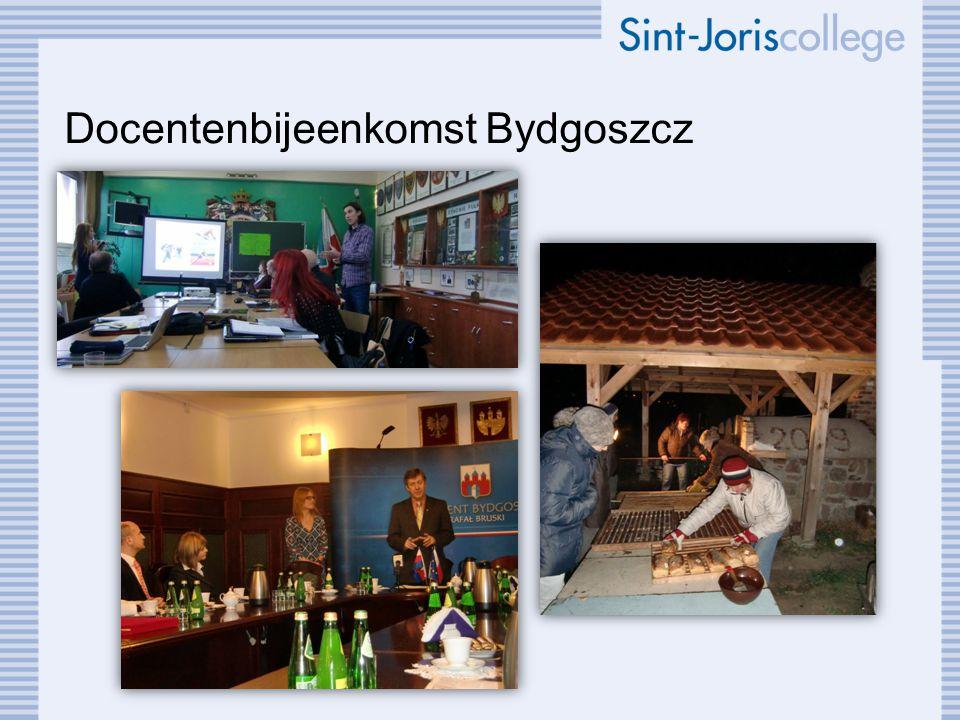 Docentenbijeenkomst Bydgoszcz