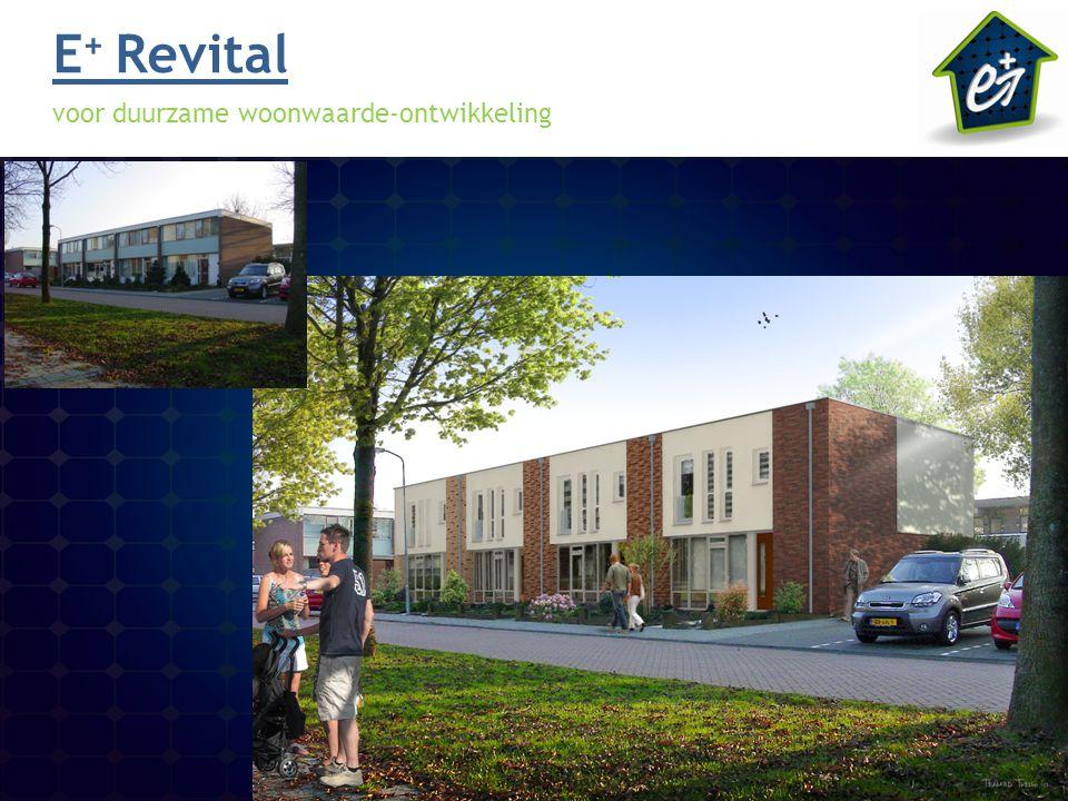 E + Revital voor duurzame woonwaarde-ontwikkeling