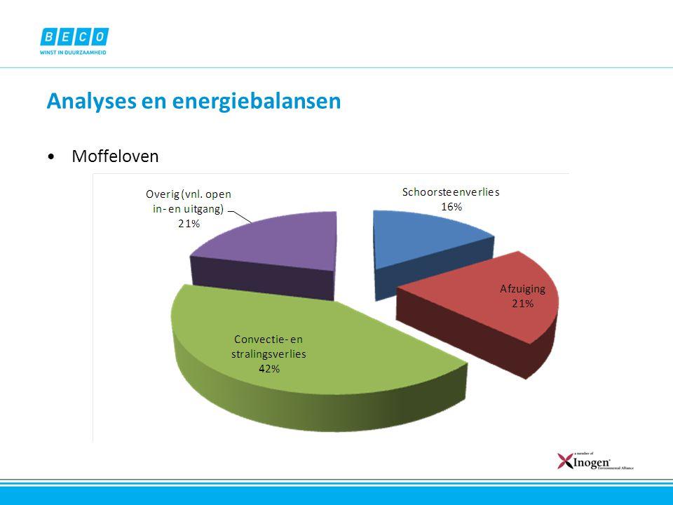 Analyses en energiebalansen Moffeloven