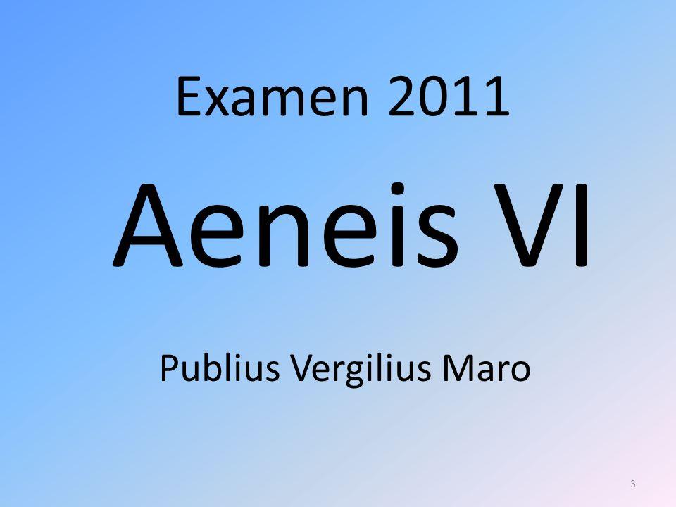 94  Aeneas heeft nu wel voldoende indrukken opgedaan van de Tartarus om te weten dat ie daar niet naar toe moet: pappie Anchises zit natuurlijk in het Elysium.