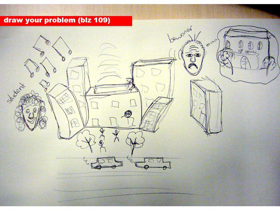 draw your problem (blz 109)