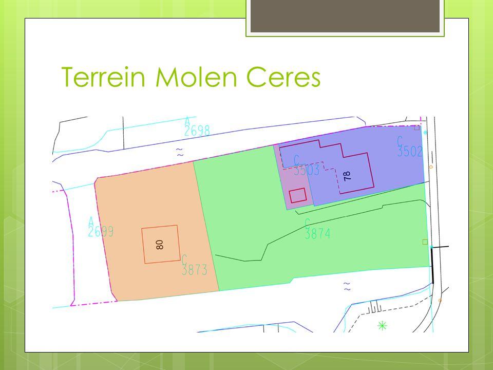 Terrein Molen Ceres