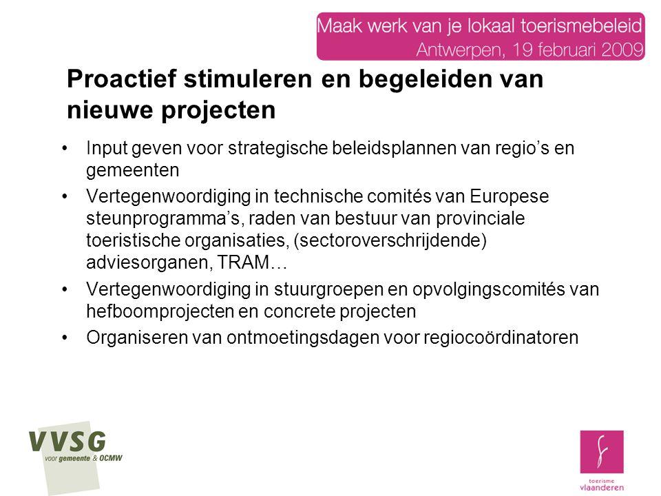 Input geven voor strategische beleidsplannen van regio's en gemeenten Vertegenwoordiging in technische comités van Europese steunprogramma's, raden va