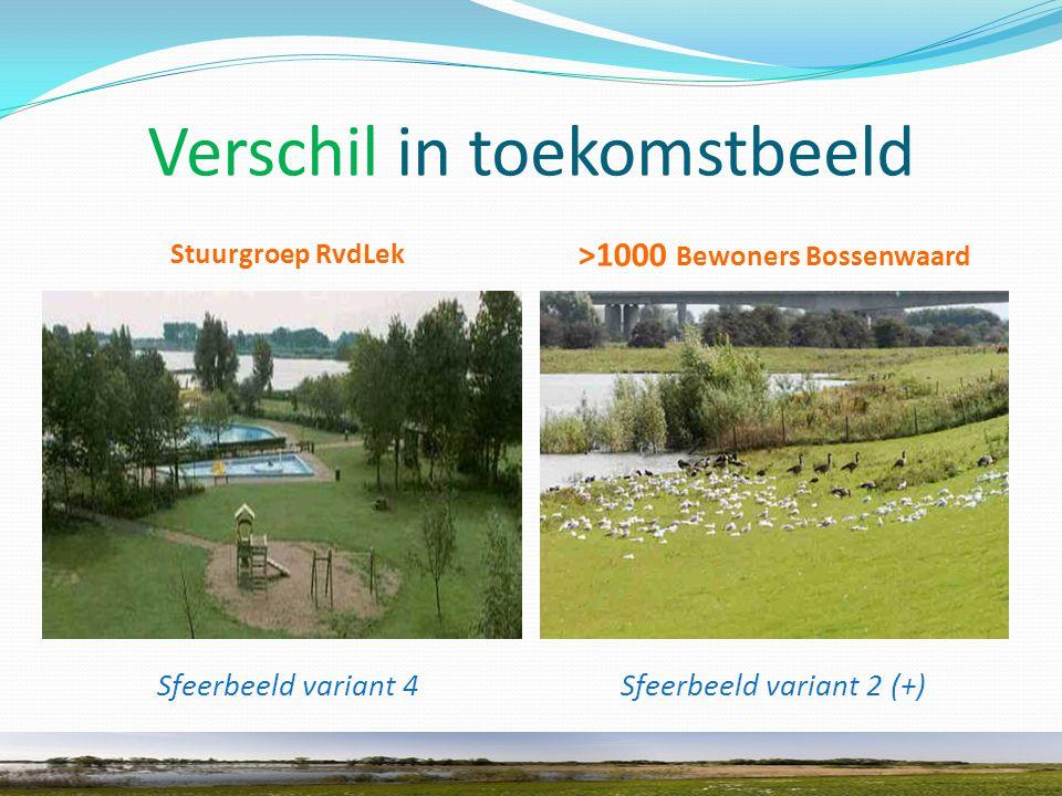 Hoofddoelstellingen project RvdLek A.Vergroten veiligheid nu en in de toekomst B.