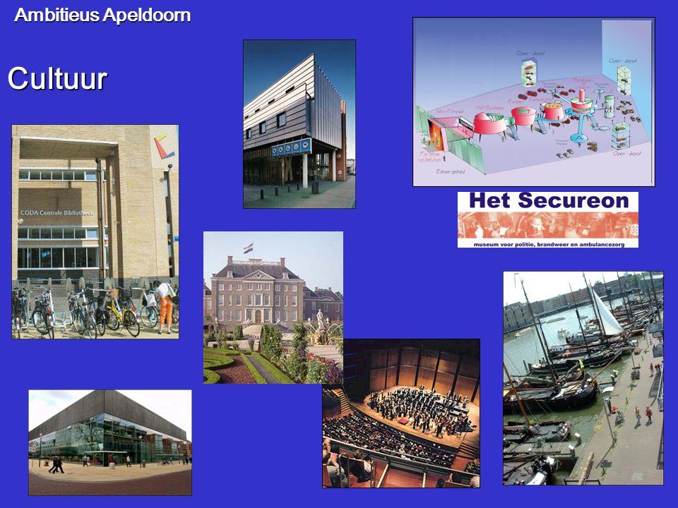 Ambitieus Apeldoorn Cultuur