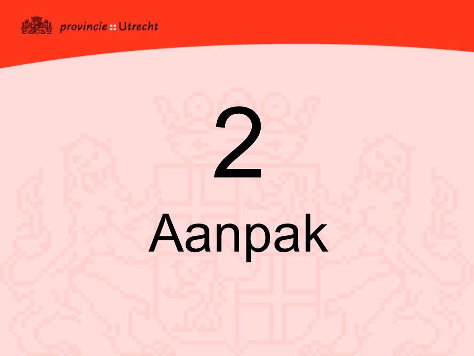 2 Aanpak