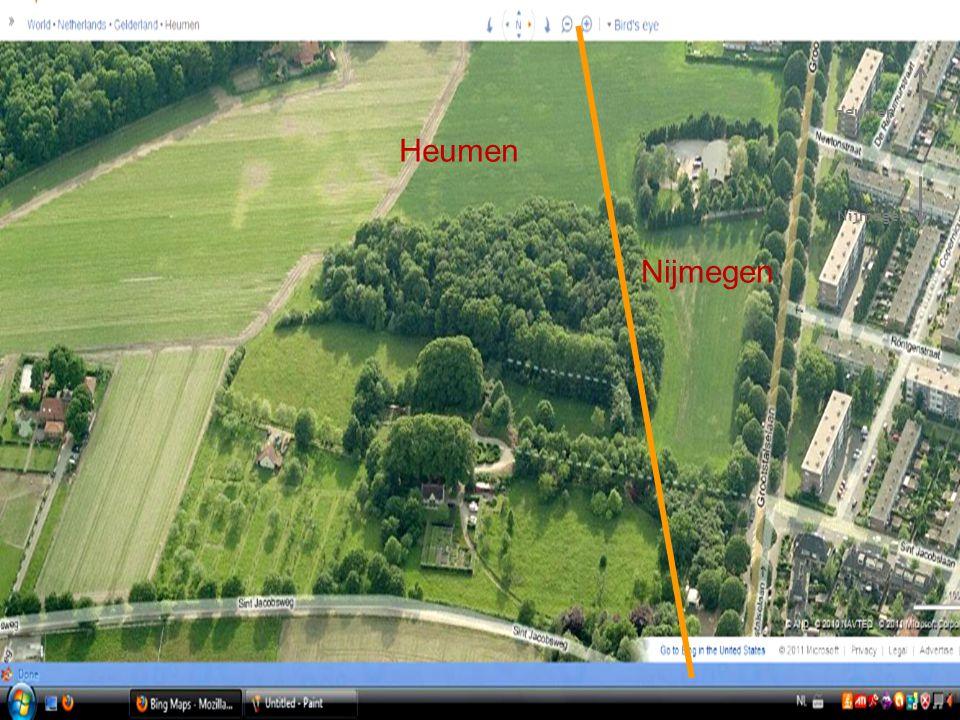 Nijmegen Heumen Nijmegen