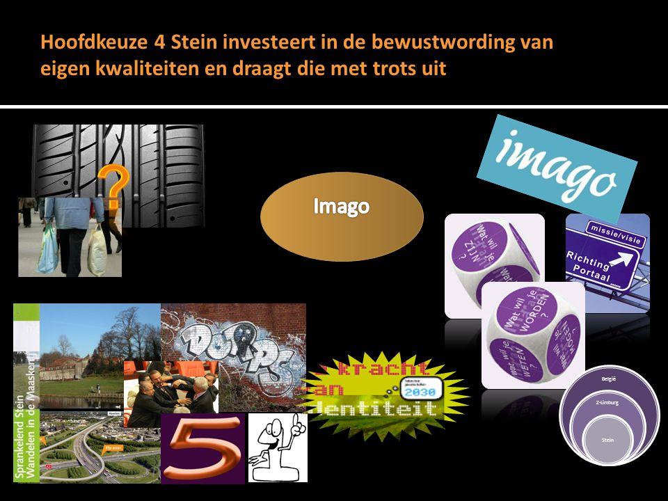 Hoofdkeuze 5 Stein investeert in een baanbrekende samenwerking in en tussen de dorpen en met de regio