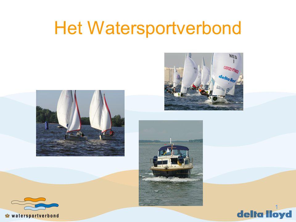 1 Het Watersportverbond