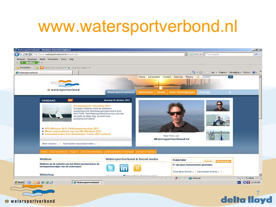 7 www.watersportverbond.nl