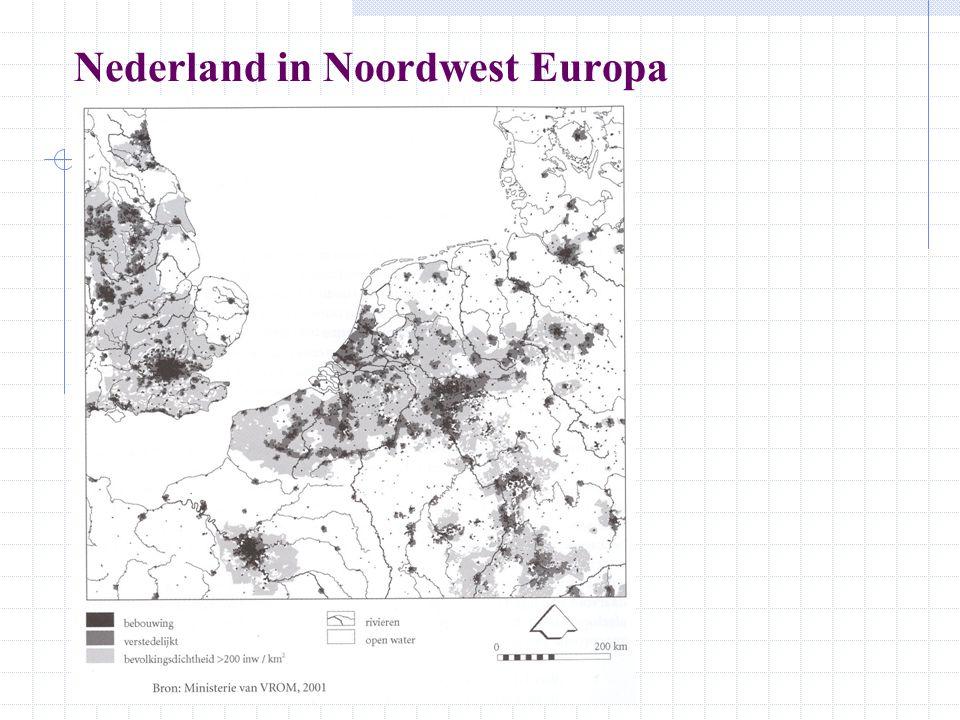 Nederland in Noordwest Europa