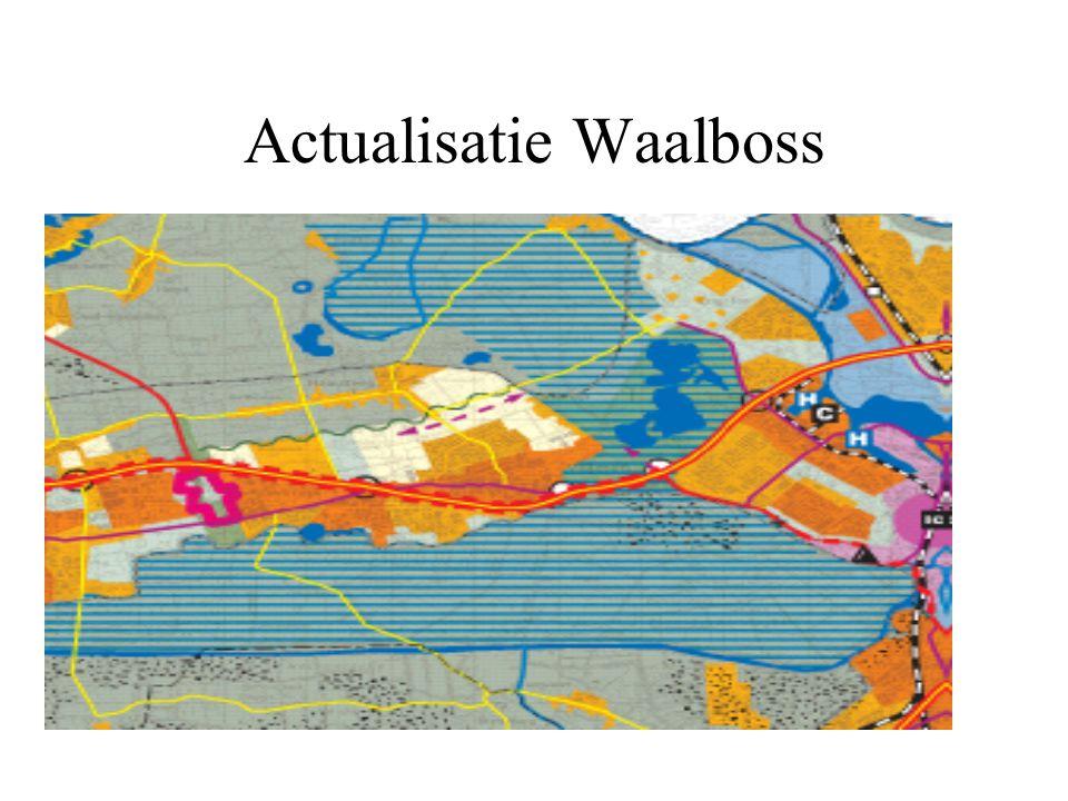 Actualisatie Waalboss