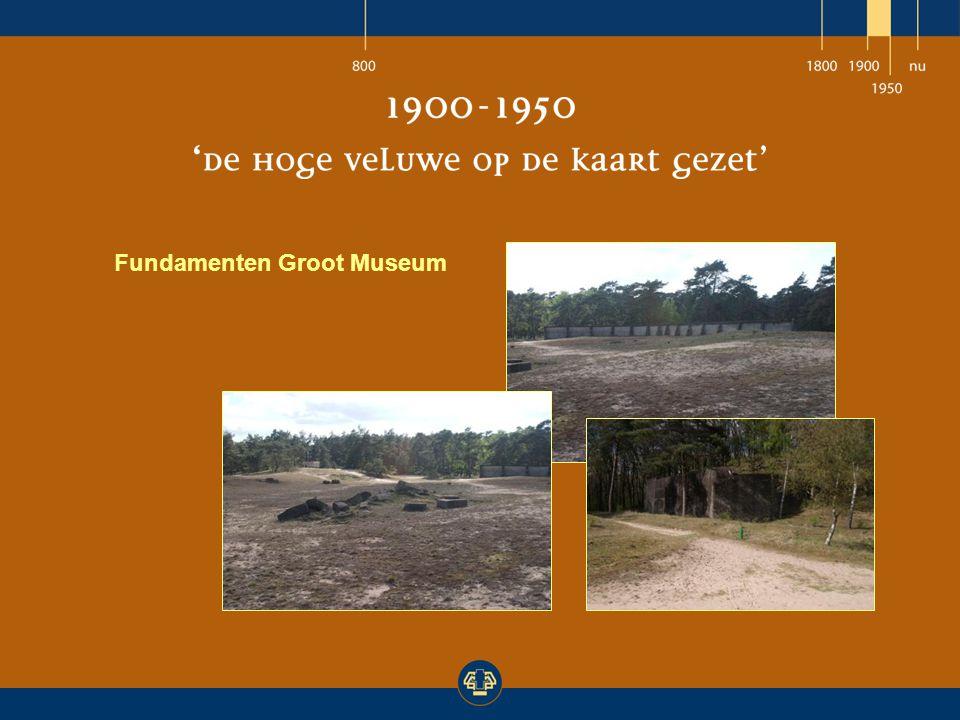 Fundamenten Groot Museum