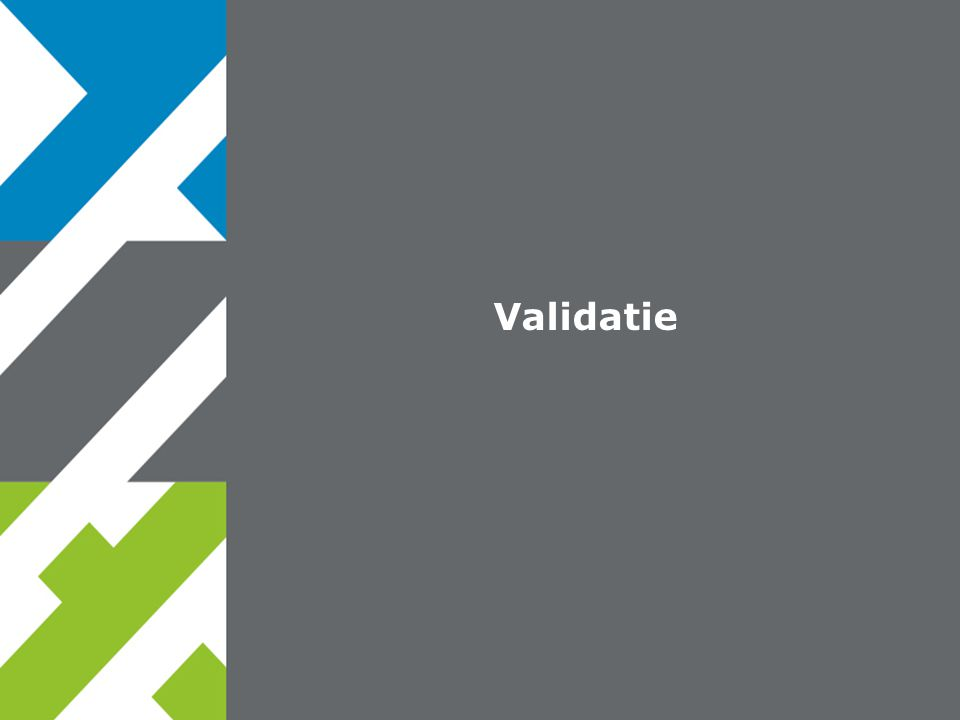 Validator  WFS per 1 augustus, optionele WSDL/SOAP