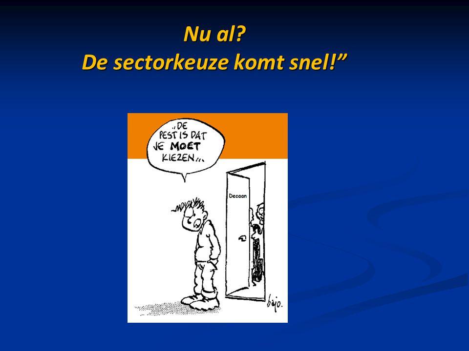 Sector Economie Verplicht: Ne, En, Ma, Wi, Gs, Nask2, Gd, Lo, KV1.