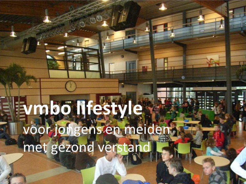 vmbo lifestyle voor jongens en meiden met gezond verstand