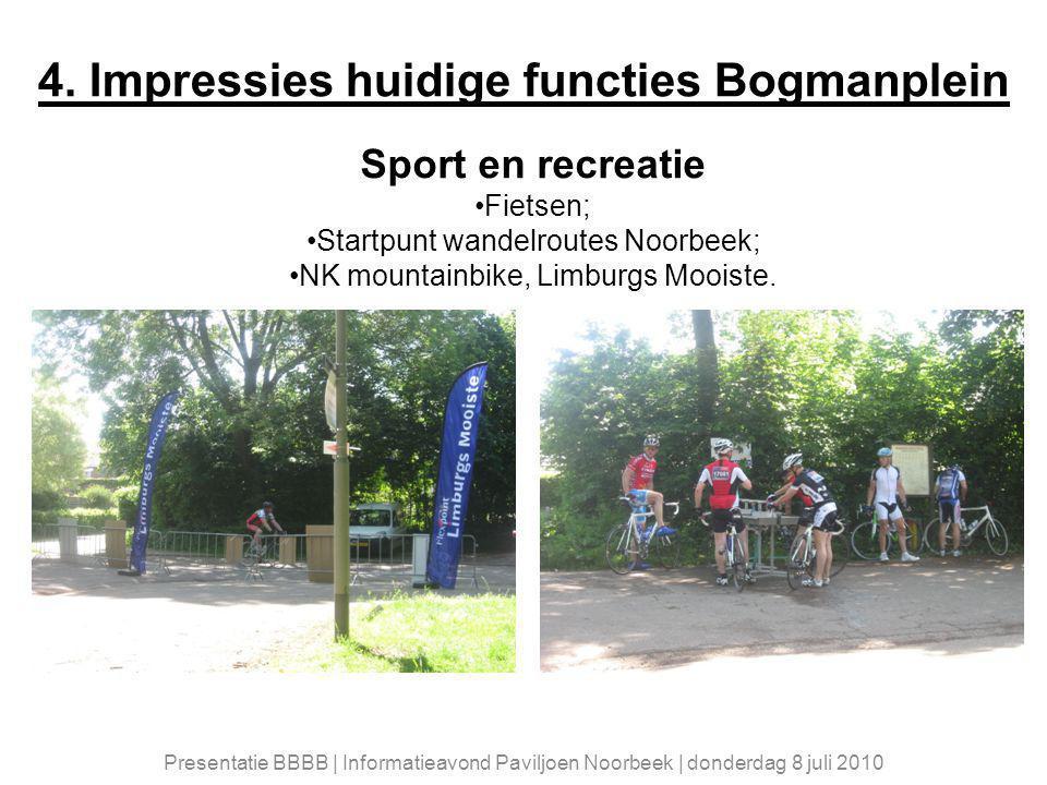 Sport en recreatie Fietsen; Startpunt wandelroutes Noorbeek; NK mountainbike, Limburgs Mooiste.