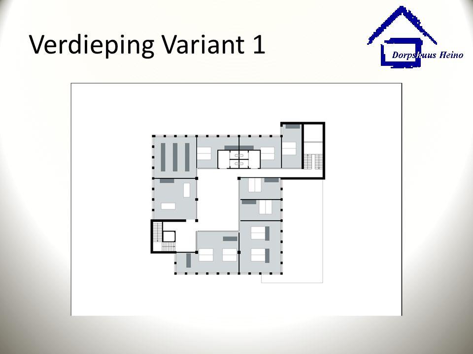 Verdieping Variant 1