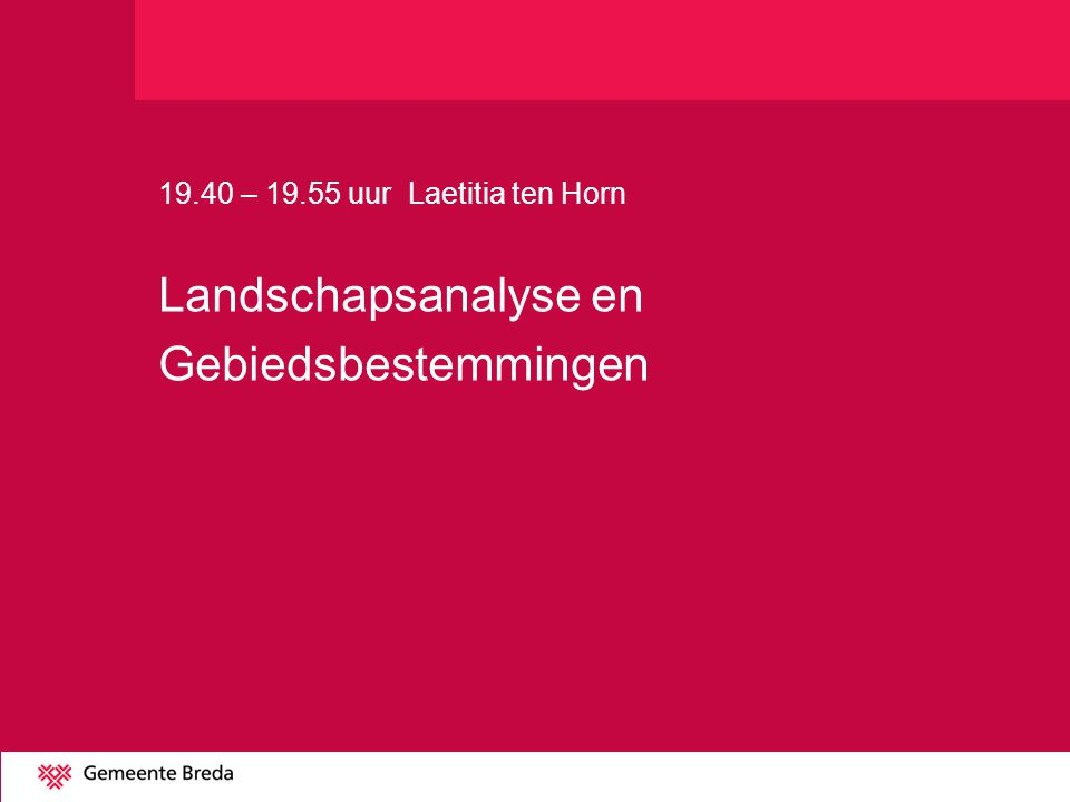 Algemeen Planregels Uitgangspunt voor dit plan is BP Buitengebied Noord dat inmiddels als ontwerp ter inzage heeft gelegen Uit de praktijk is gebleken dat het merendeel van de daarin opgenomen regelingen goed aansluiten op de praktijk.