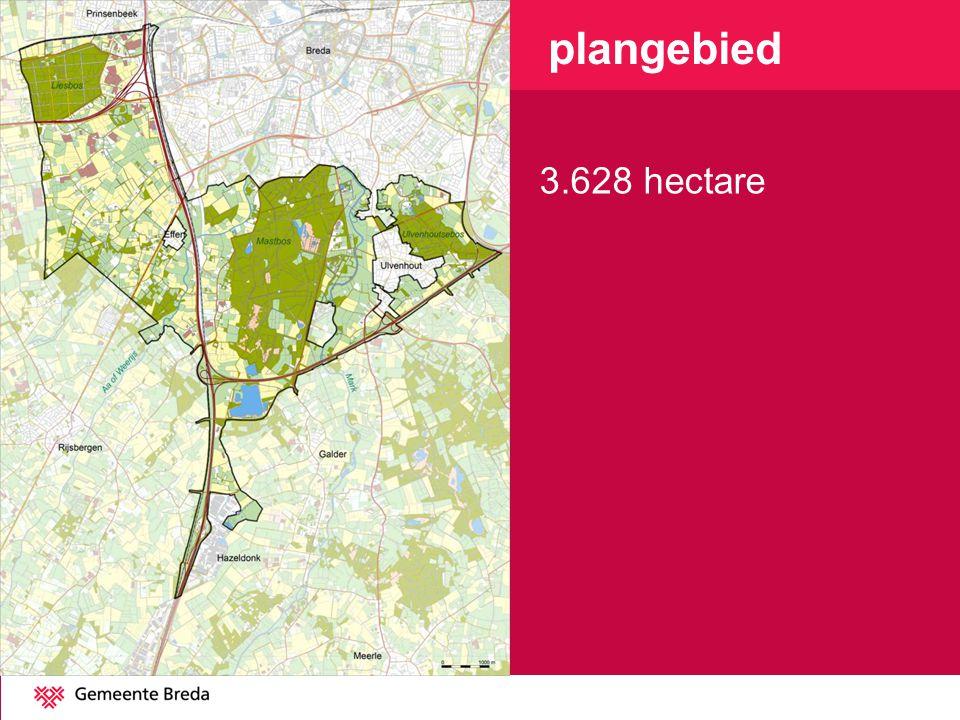 Artikel 9.3 Regels voor verwevingsgebieden Een bestemmingsplan dat is gelegen in een verwevingsgebied bepaalt dat nieuwvestiging niet is toegestaan, hervestiging van en omschakeling naar intensieve veehouderij is toegestaan op een duurzame locatie en uitbreiding tot maximaal 1,5 ha.