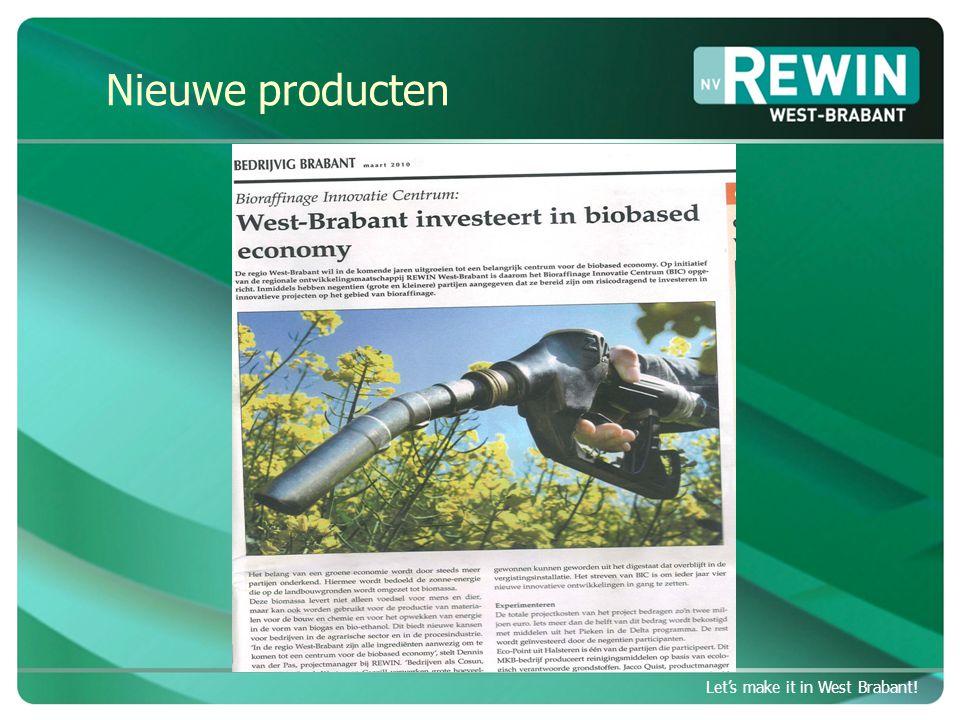 Let's make it in West Brabant! Toplocaties