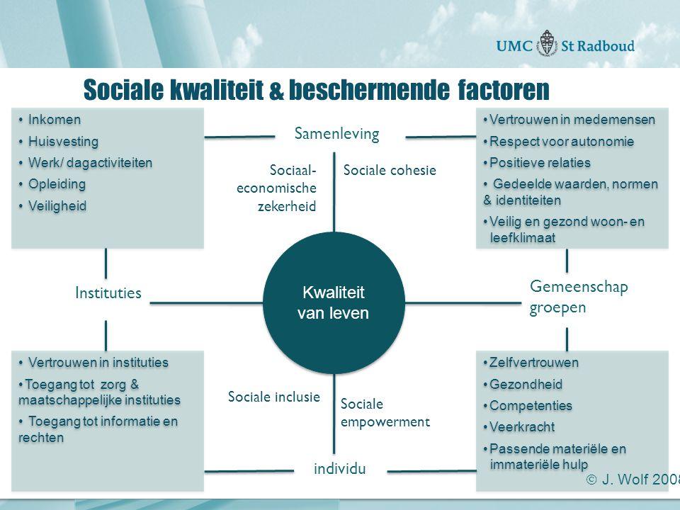 Onderzoekscentrum maatschappelijke zorg gedreven door kennis, bewogen door mensen Doelen & Actieplan