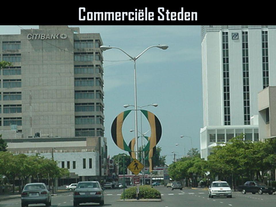 Commerciële Steden
