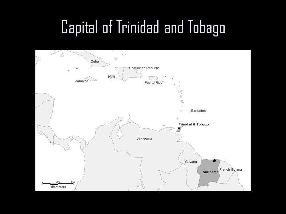 Capital of Trinidad and Tobago