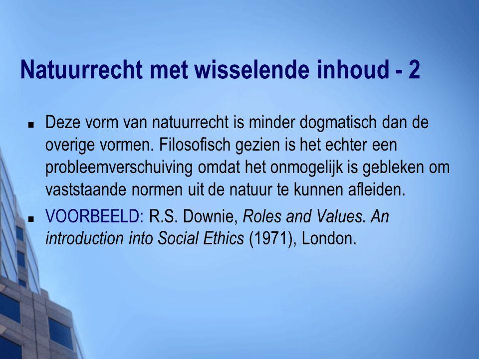 Het meten van Quality of Life of Welzijn kan niet (niet alleen!) op grond van rijkdom.