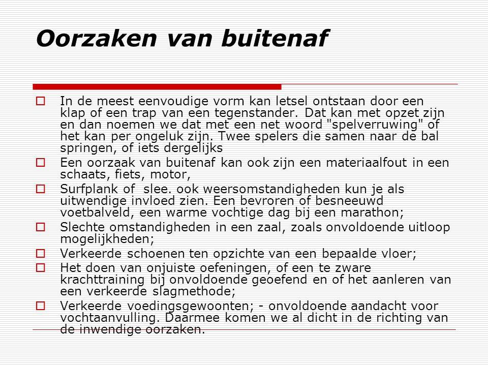 Spierkramp is geen pretje  De sportprestatie moet onderbroken worden en dat is niet leuk.
