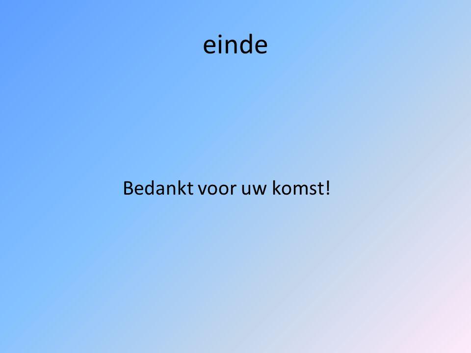 Calvijn College afd. Juliana (Rotterdam-Charlois) VMBO Theoretische en Gemengde Leerweg sector ECONOMIE (administratie/handel en verkoop) sector ZORG