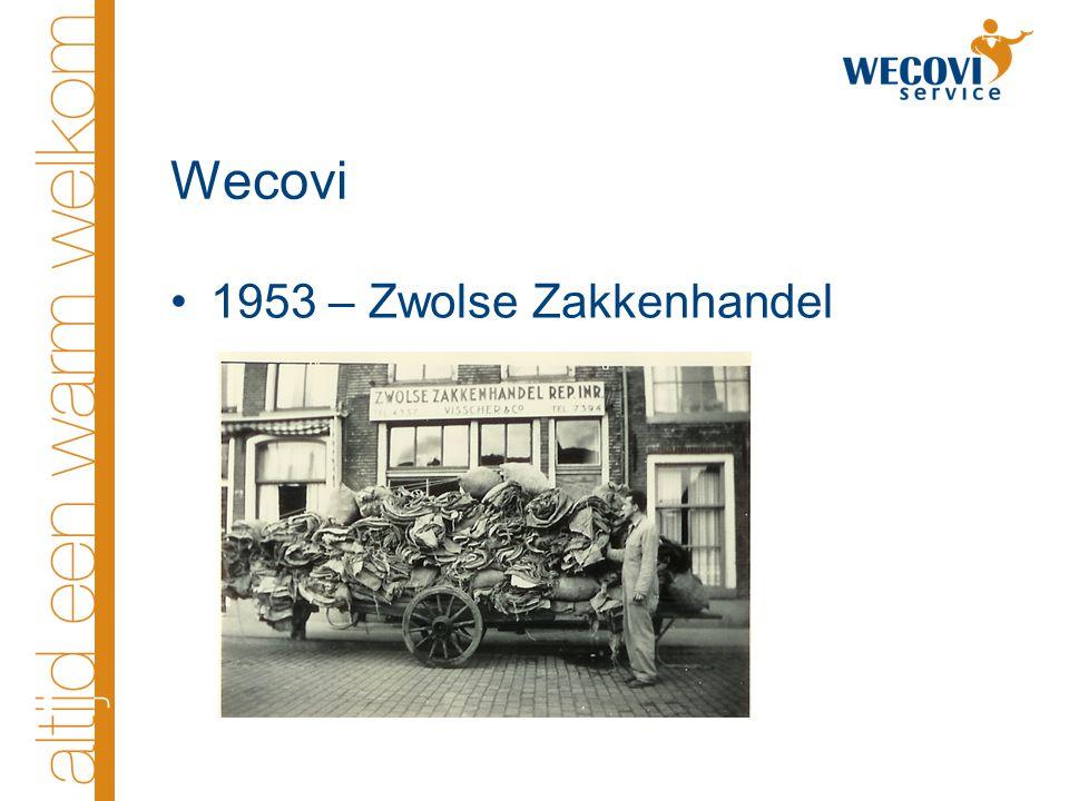 Wecovi 1953 – Zwolse Zakkenhandel