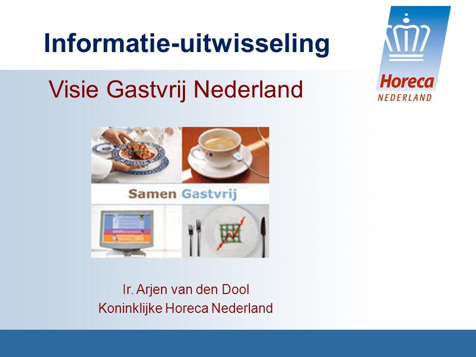 Visie Gastvrij Nederland Ir.