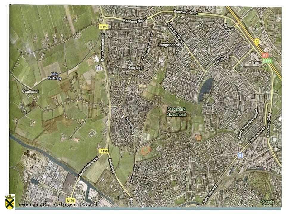 Cijfers Hoogland 10.408 inw.11,9% stapelbouw 50 inw.