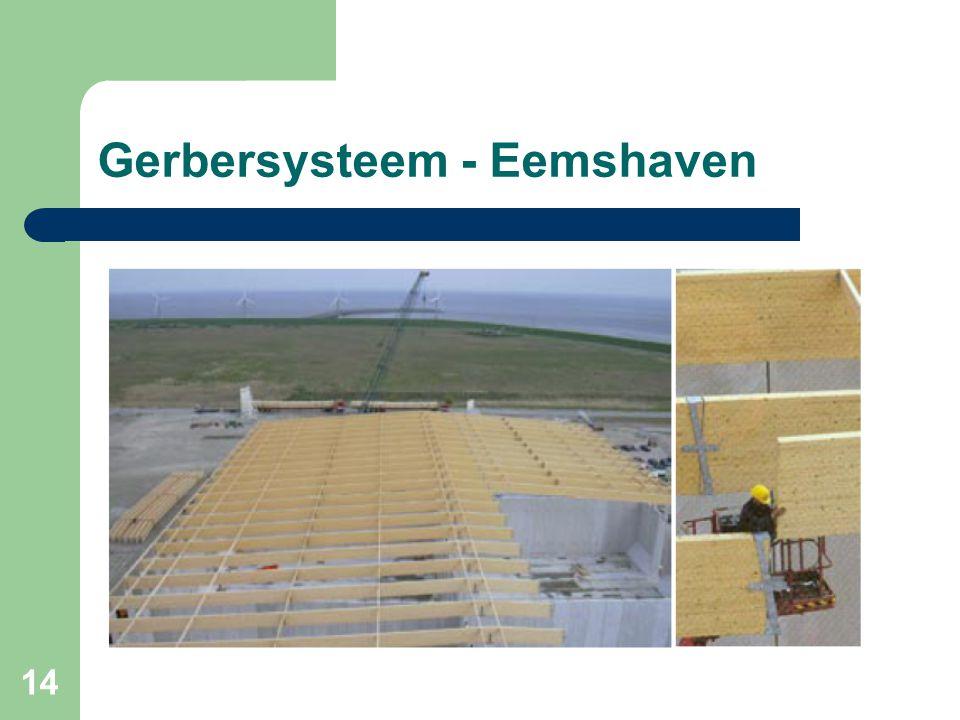 14 Gerbersysteem - Eemshaven