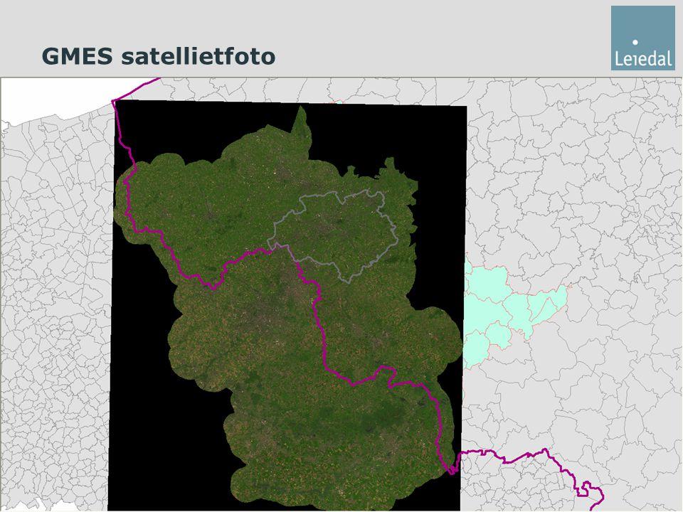 GMES satellietfoto