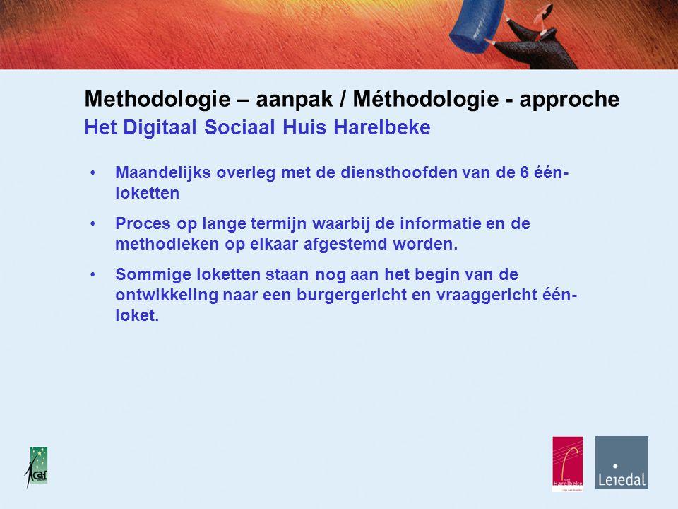 Stappenplan / Etapes De productencatalogus Werkwijze : stap 3 –Invoeren in het systeem –Opleiding –Onderhoud