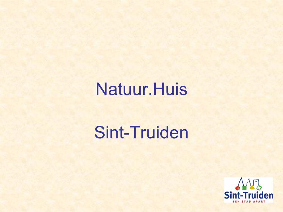 Natuur.Huis Sint-Truiden