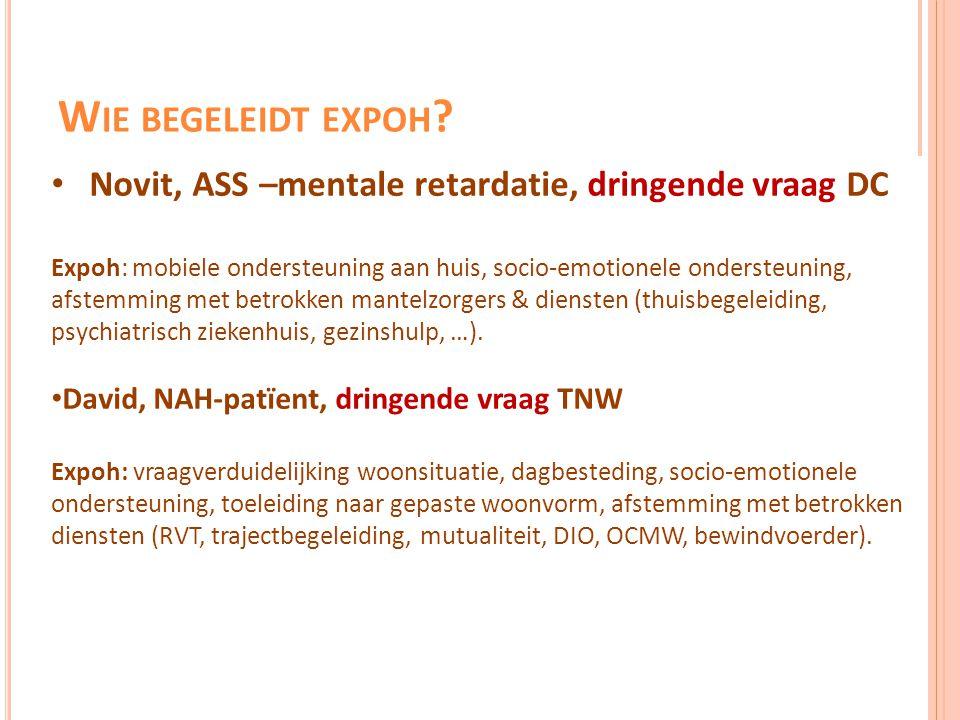 I NTERSECTORALE SAMENWERKING Vorming en intervisie - handicapspecifieke ondersteuning - uitwisseling - waardering Voordelen samenwerking Knelpunten: flexibilisering aanbod  toekomstperspectief!
