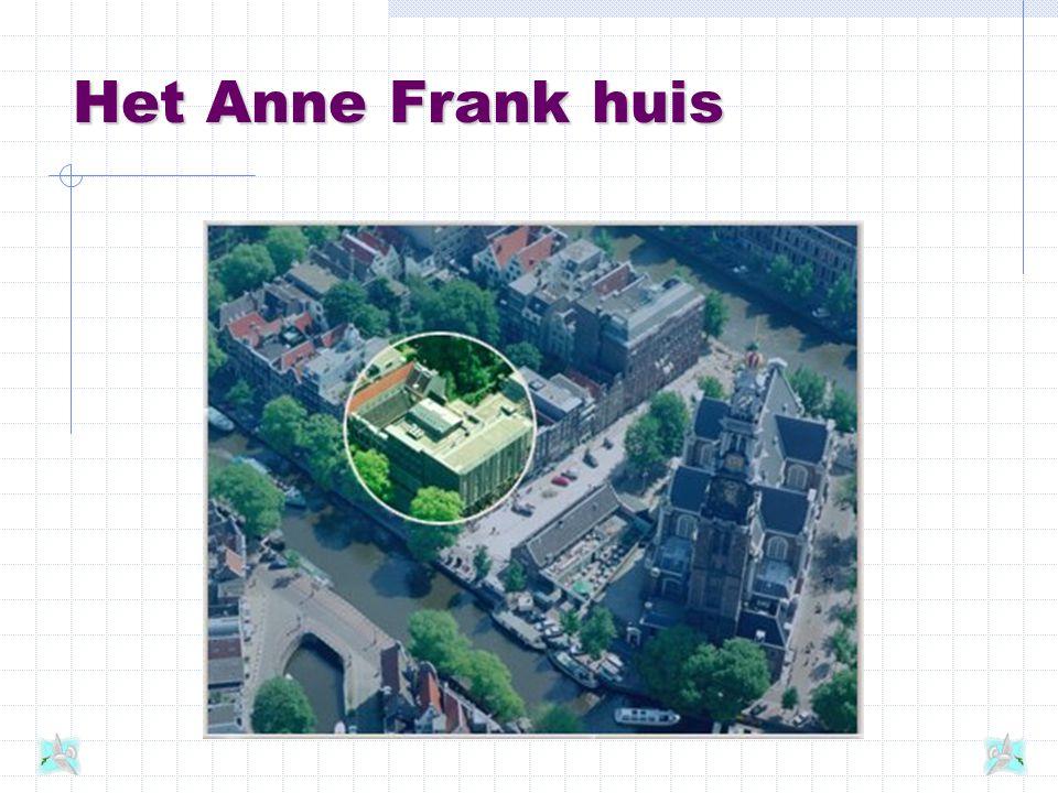 Publicatie van het dagboek Bij de publicatie van het dagboek geeft Otto Frank de familie Van Pels en de tandarts Frits Pfeffer de namen die Anne Frank