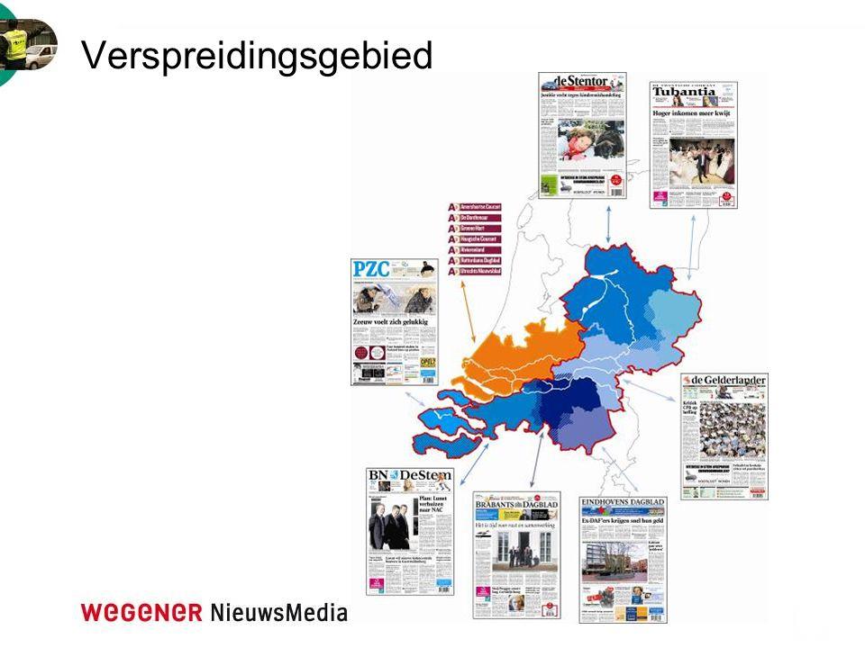 Lezersprofiel Eindhovens Dagblad Bron: NOM Printmonitor, oktober 2007 Bron: Nationaal Onderzoek Arbeidsmarkt 2006