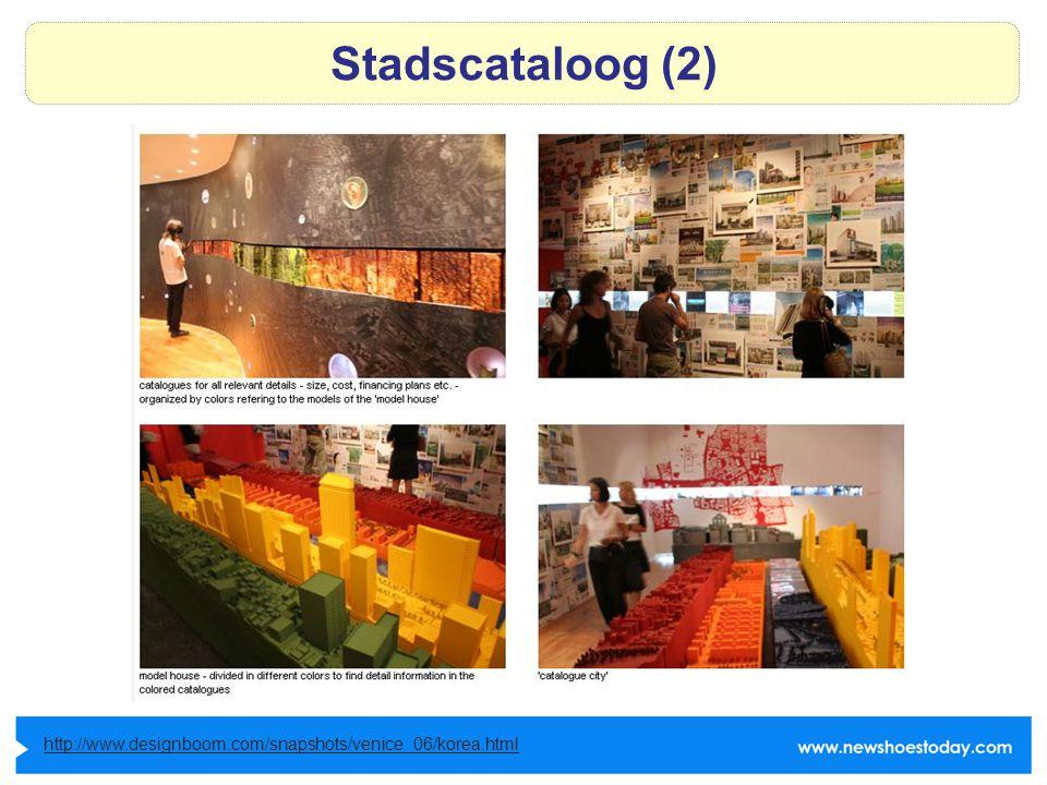 Stadscataloog (2) http://www.designboom.com/snapshots/venice_06/korea.html